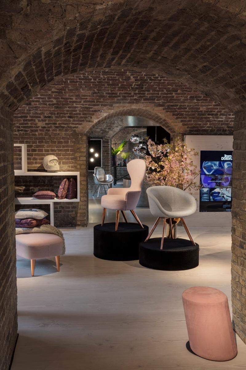 Штаб-квартира Tom Dixon в промышленном районе Лондона (галерея 5, фото 5)