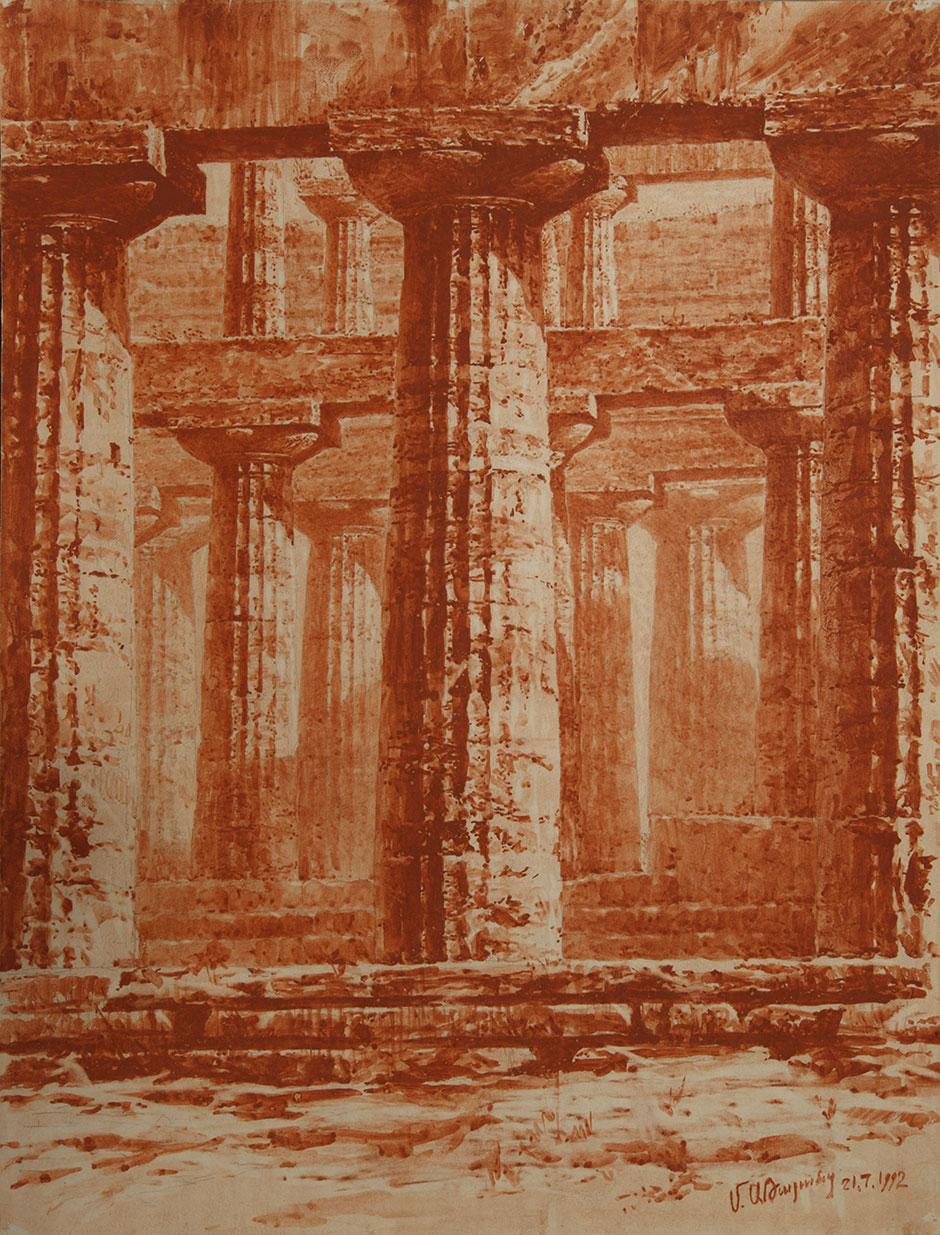 Открывается выставка работ Максима Атаянца   галерея [1] фото [6]