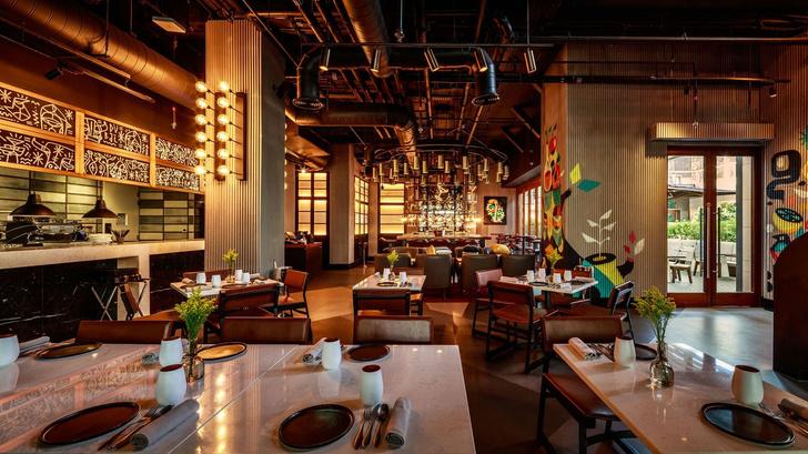 Тапас бар Toro & Ko в Дубае (фото 1)