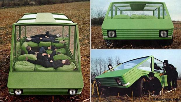 Марио Беллини: совершенство формы (фото 16)