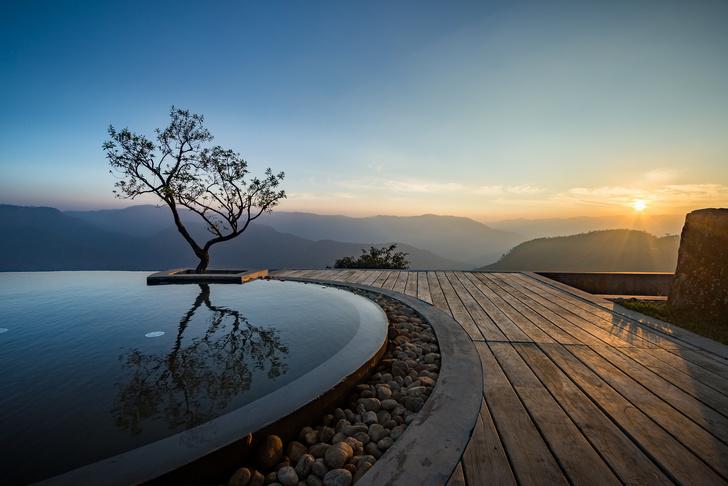 Prakriti Shakti Resort: центр йоги и натуропатии в Индии (фото 0)