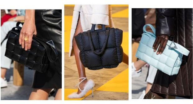 Итоги Недель моды осень-зима 2019: какие сумки мы будем носить через полгода (фото 8)
