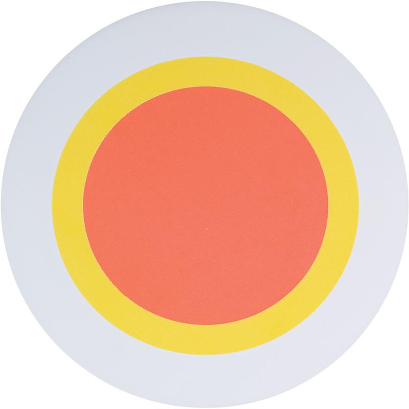 Круглая керамическая плитка из коллекции Cube & Dot, Kale, www.kale.com.tr, www.cubeanddot.com