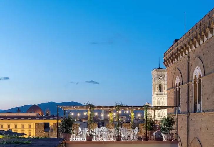 Бутик-отель в старинном палаццо во Флоренции (фото 17)