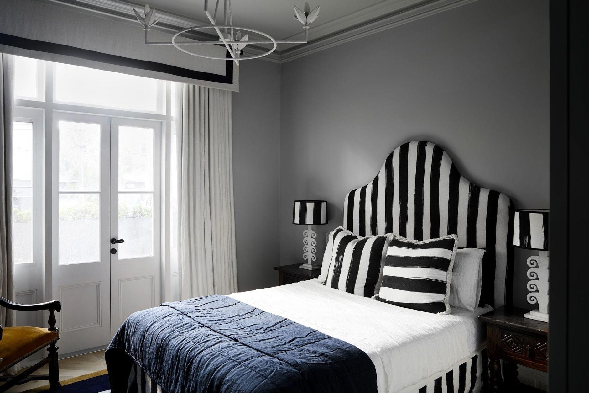 Черно-белая полоска: 20+ примеров (галерея 1, фото 2)