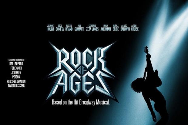 № 8. «Рок на века» (Rock of Ages), 2012