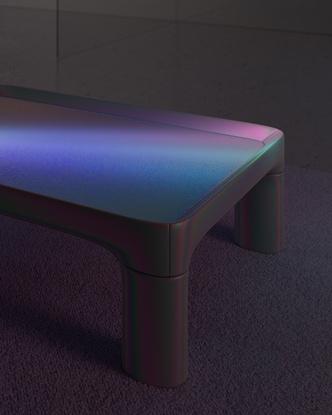 Голографическая мебель от студии Six N. Five (фото 6.2)