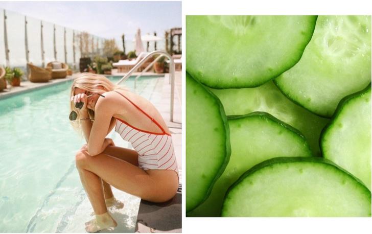 10 продуктов, которые охлаждают в жару (фото 2)