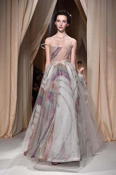 Показ Valentino Haute Couture   галерея [1] фото [21]