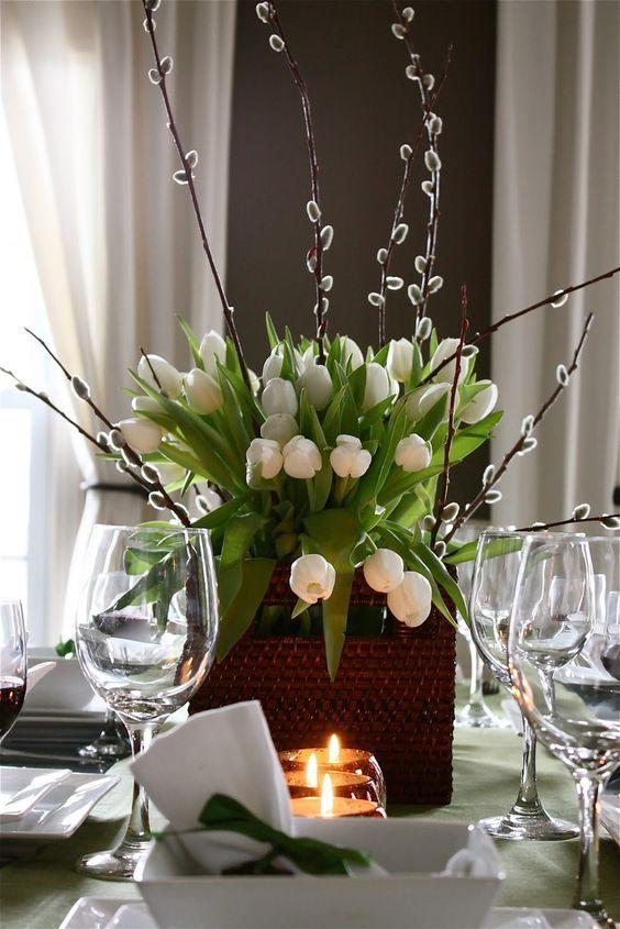 Зимний цветочный декор: 10 простых советов (фото 3)