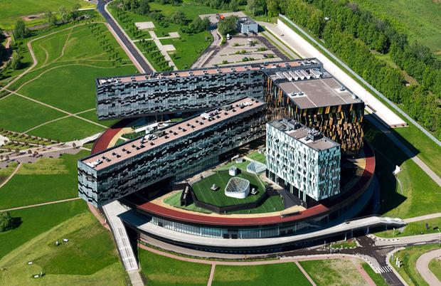 Проекты звезд архитектуры в Москве (фото 38)