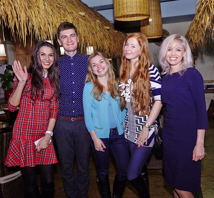 Ужин с Александром Гудковым: очередной этап проекта «Ужин со звездой» 3