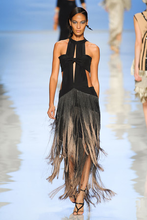 Показы мод Etro Весна-лето 2012 | Подиум на ELLE - Подиум - фото 1893