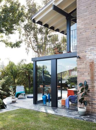 Эклектичный дом в пригороде Сиднея (фото 2.1)