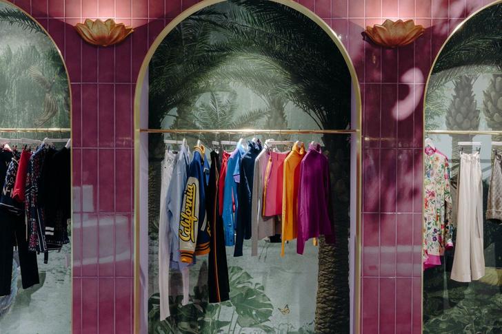 Райский сад: бутик LuisaVia Roma во Флоренции (фото 7)