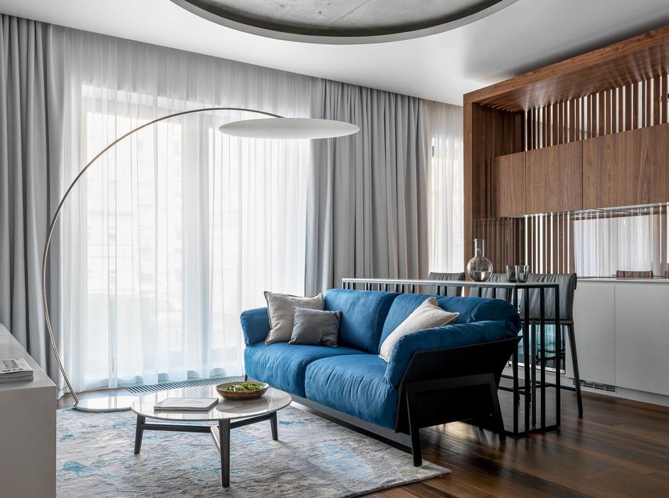 Апартаменты 48 м² под сдачу в Москве