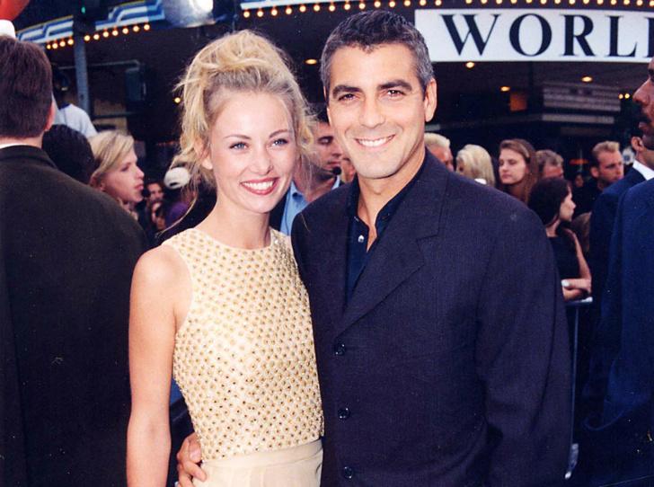 Джордж Клуни и Селин Балитран фото