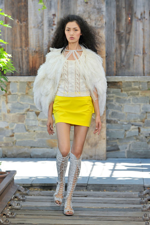 Показы мод Skaist Taylor Весна-лето 2013 | Подиум на ELLE - Подиум - фото 1265