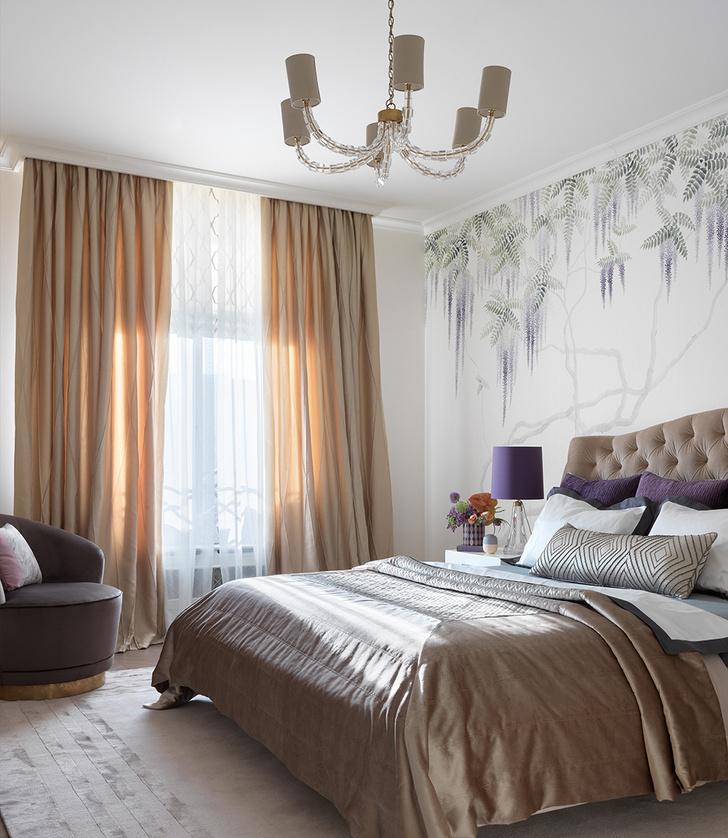 Квартира 118 м² на Плющихе: проект Марины Поклонцевой (фото 8)