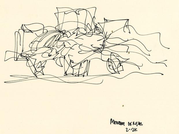 Фрэнк Гери: открывая деконструкцию (фото 16)