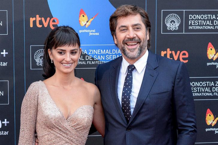 Пенелопа Крус и Хавьер Бардем на кинофестивале в Сан-Себастьяне фото [3]