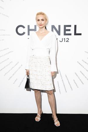 Ольга Карпуть, Равшана Куркова и другие гости вечеринки Chanel (фото 4.1)