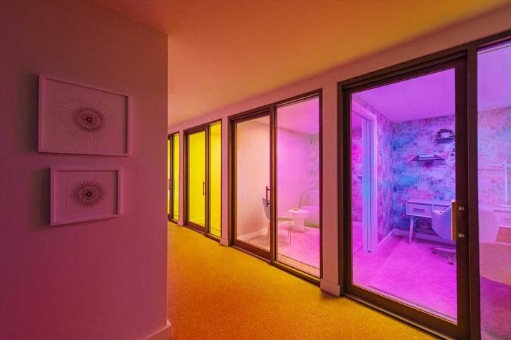 The Well: центр красоты в пастельных тонах Нью-Йорке (фото 9)