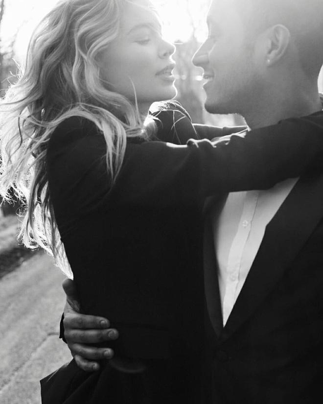 Power couple: романтичное фото Даутцен Крез и ее мужа (фото 1.1)