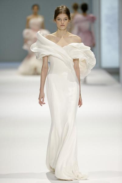 Лучшие свадебные платья из кутюрных коллекций   галерея [3] фото [3]