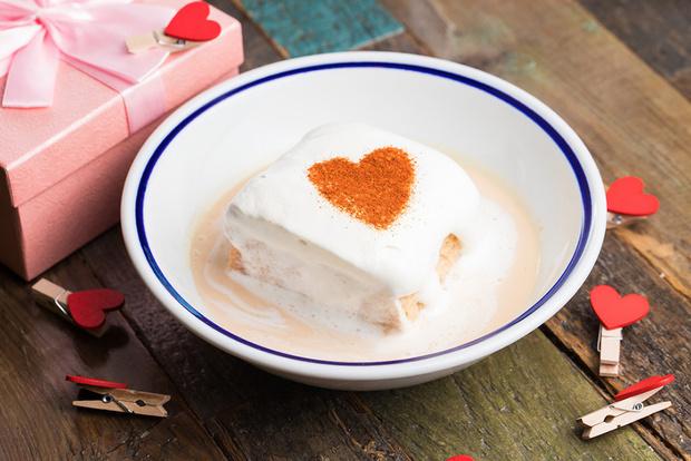 С любимыми не расставайтесь: десерты к 14 февраля (фото 7)