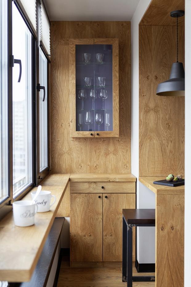 Вопрос эксперту: маленькая квартира без балкона (фото 0)
