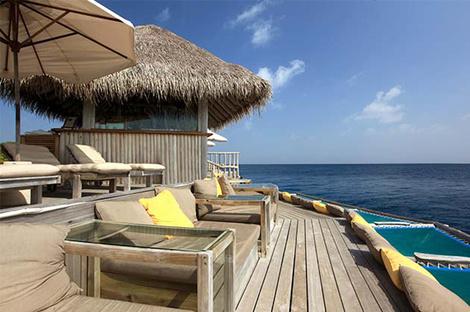 10 поводов отправиться на Мальдивы в отель Soneva Fushi | галерея [4] фото [2]