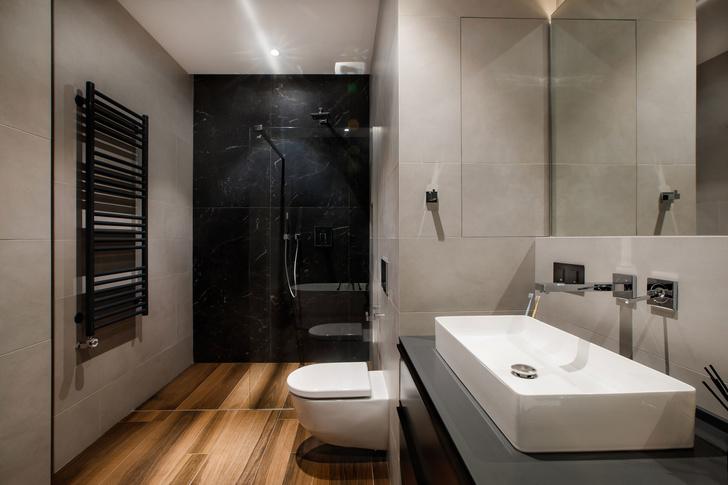 Квартира 77 м² в стиле минимализм (фото 15)