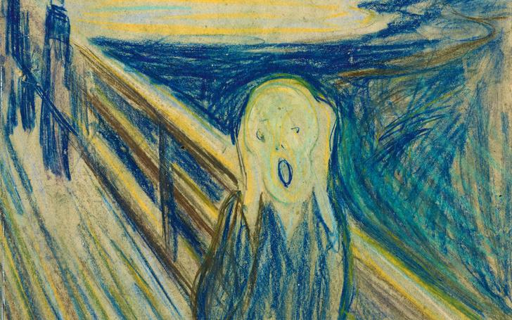 В Третьяковской галерее открывается выставка Эдварда Мунка (фото 0)