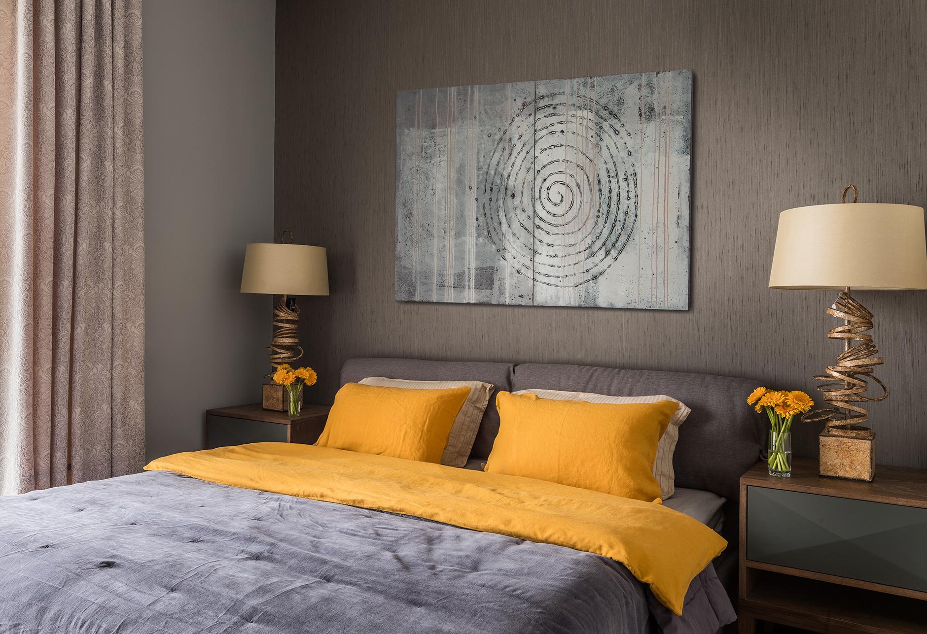 Свет у кровати: 25+ ламп для спальни (галерея 1, фото 5)