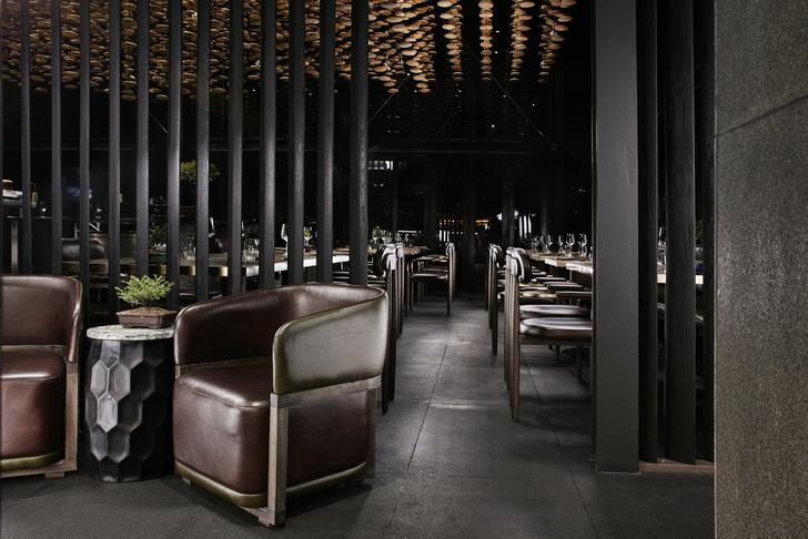 Магический ресторан FYN в Кейптауне (фото 8)