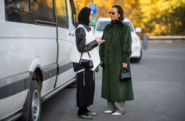 Мы не удержались: 18 стритстайл образов с Недели моды в Тбилиси (фото 8)