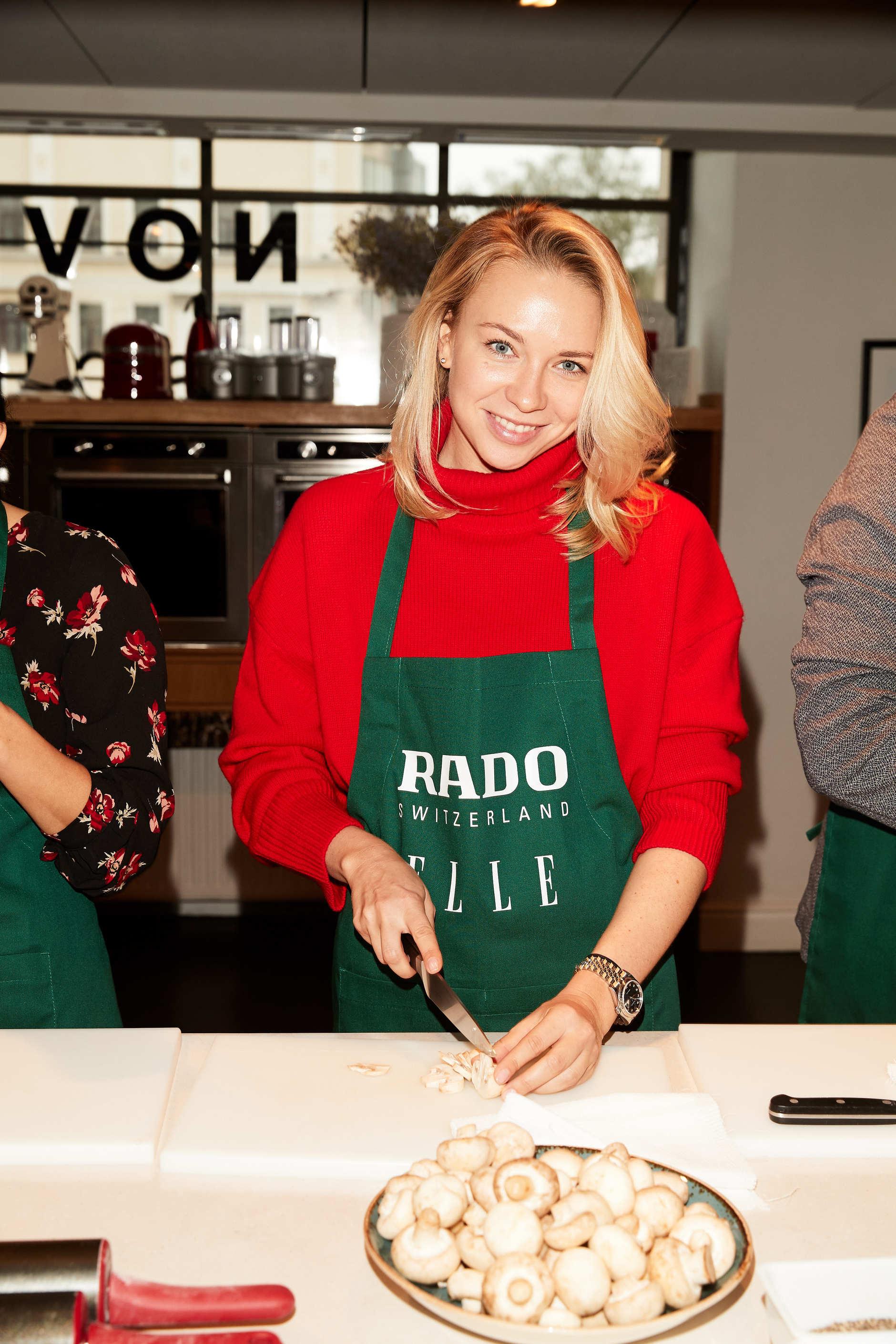 Как прошел камерный звездный завтрак Rado и ELLE (галерея 6, фото 4)
