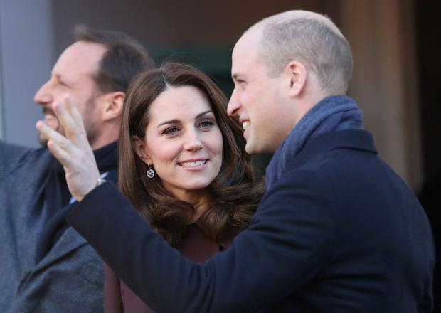 Заключительный день принца Уильяма и Кейт Миддлтон в Норвегии (фото 6)