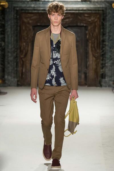 Неделя мужской моды в Париже: лучшие показы | галерея [1] фото [24]