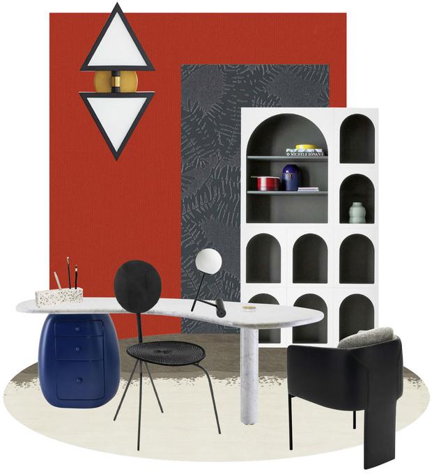 Выбор ELLE DECORATION: мебель и аксессуары для кабинета (фото 2)