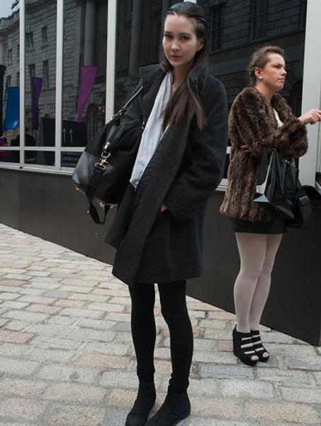 Street-fashion в Лондоне
