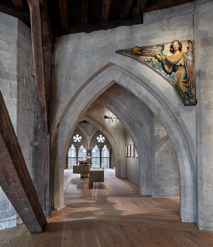 Путь к Бриллиантовой галерее: новая пристройка к Вестминстерскому аббатству (фото 11)