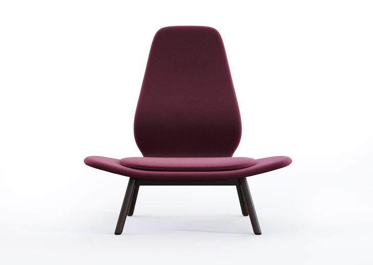 Кресло Brahma, 2017