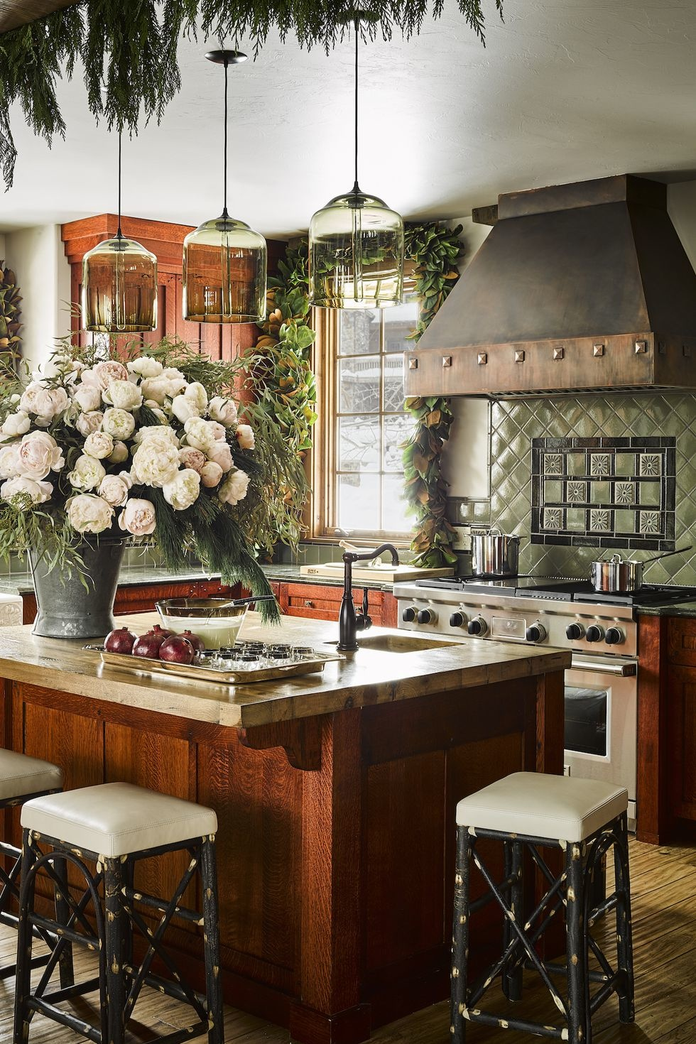 Необычные кухонные фартуки: 20 идей (галерея 0, фото 2)