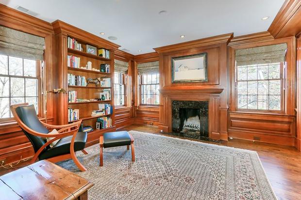 Бывший дом Джона Кеннеди в Вашингтоне (фото 13)