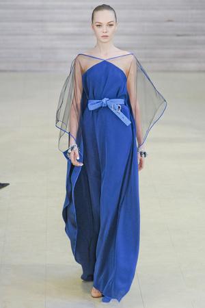 Показ Alexis Mabille коллекции сезона Весна-лето 2011 года haute couture - www.elle.ru - Подиум - фото 214838