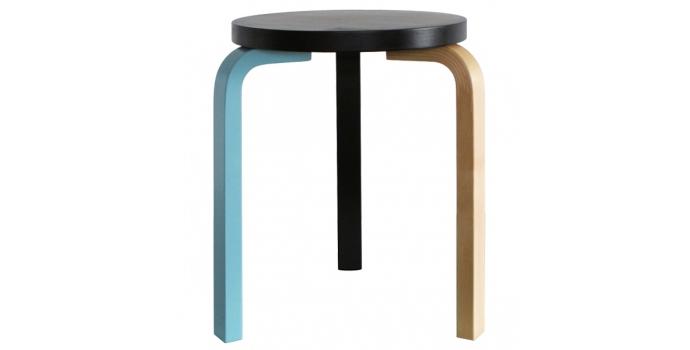 Табурет Stool 60, дизайн Альвара Аалто, Artek, www.artek.fi