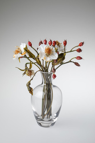 Цветы из стекла Лиллы Табассо (фото 14.1)