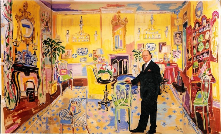 Обстановка дома Марио Буатты выставлена на Sotheby's (фото 0)